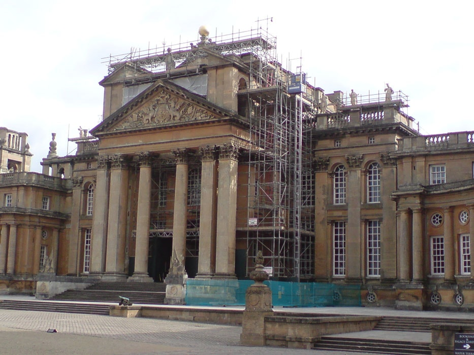Blenheim Palace - West Country Tilling