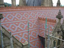 Tyntesfield-roofing