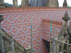 Tyntesfield-roofing