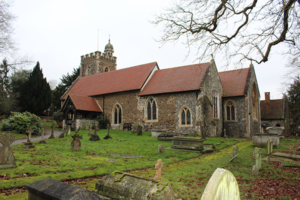 All Saints Church Binfield