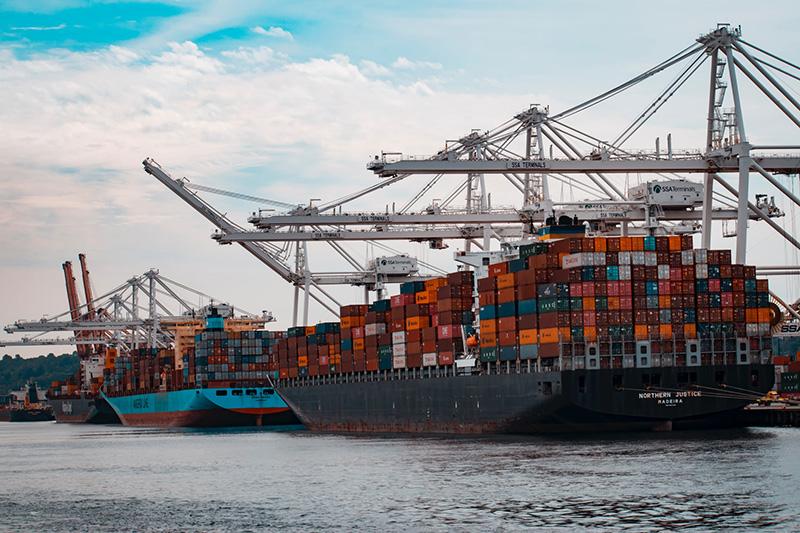 Lockdown shipping delays